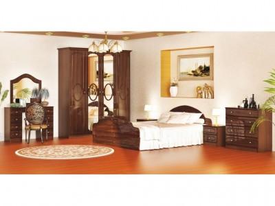 Спальня «Глория Лак» (Мебель-сервис)
