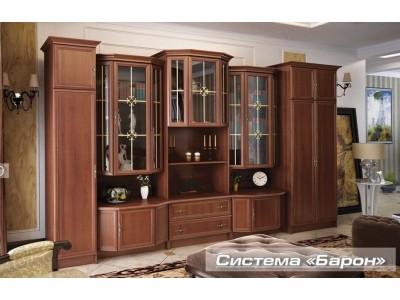 Гостиная «Барон» (Мебель-Сервис)