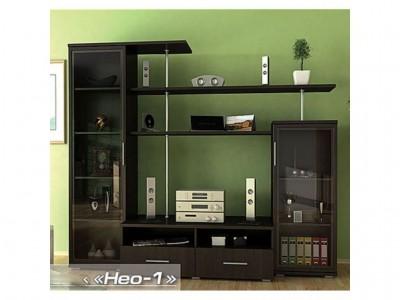 Стенка «Нео-1» (Мебель-Сервис)