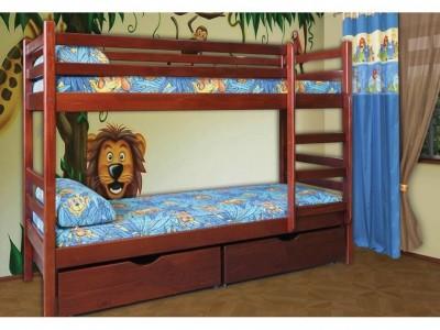 Кровать 2-х ярусная Кенгуру