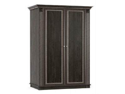 Шкаф 2д «Бристоль» (Мебель-Сервис)