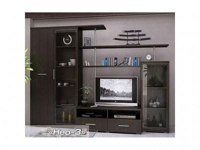 Гостиная «Нео-3» (Мебель-Сервис)