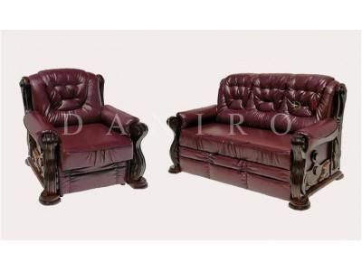 Диван и кресло «Ричмонд» (Даниро)