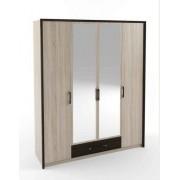 Шкаф 4Д Скарлет (Сокме)