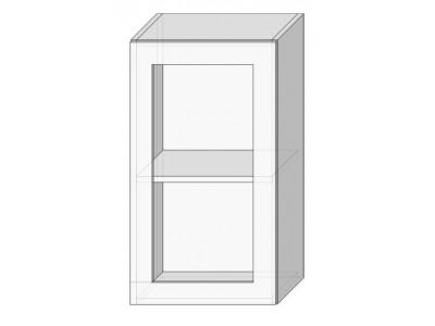 Шкаф-витрина 50