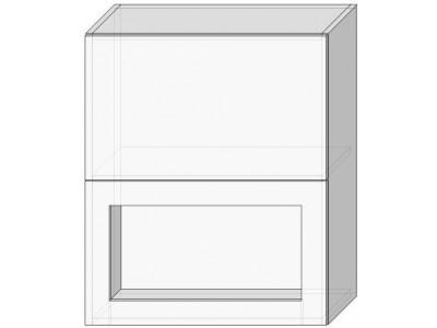 Шкаф-витрина 80 М