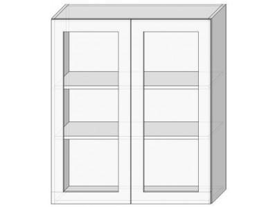 Шкаф-витрина 80 /925