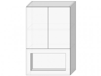Шкаф-витрина 80 М /925