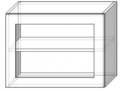 Шкаф-витрина 80 /450